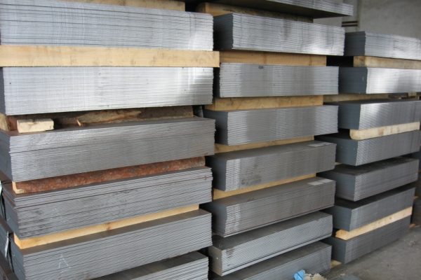 The offer of metal scraps/cuttings from brass, aluminum, stainless steel and iron profiles